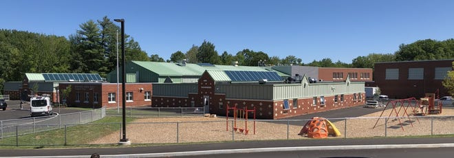 Margaret Chase Smith Elementary School in Sanford.
