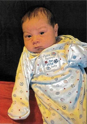 J'Trevion A. Jeffers, 3 months old, has been located, the Portage County Sheriff's Office announced Friday night.