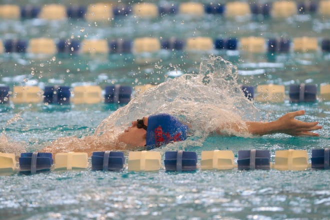 Seaman's Colin O'Rourke is the highest-seeded city swimmer for this weekend's State Swimming and Diving Championships in Lenexa. O'Rourke and his Viking teammates had to endure a quarantine midway through the season, but have bounced back and O'Rourke is the No. 2 seed in the 100-yard butterfly.