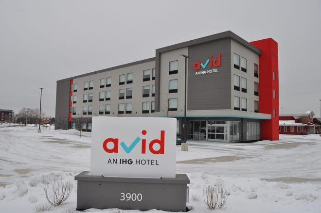 The Avid Hotel at 3900 Lyman Drive in Hilliard is expected to begin operation in March, almost one year after its original planned opening because of construction delays related to the COVID-19 coronavirus pandemic.