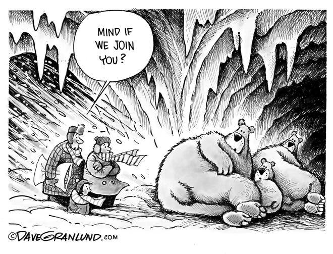 Granlund's View: Freezing temperatures