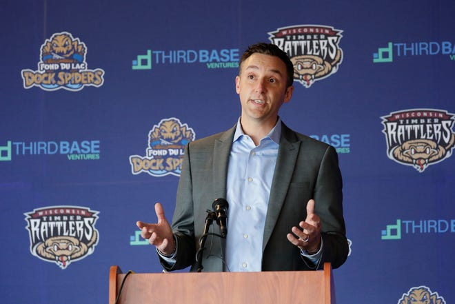Wisconsin Timber Rattlers president, CEO and co-owner Rob Zerjav said Friday he is optimistic the team will be able to have fans at games during the 2021 season.