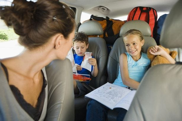 Road trip things to do and games the whole family will enjoy.