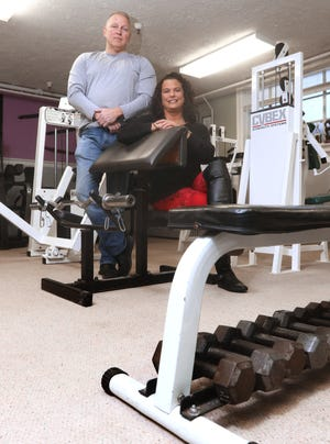 Kenny and Dianne Koch own a number of businesses, including a personal training gym in West Lafayette.