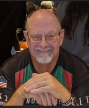 Dwight Stearns was a transport officer at the Dallas County Sheriff's Office. He died Dec. 17 from complications of COVID-19.