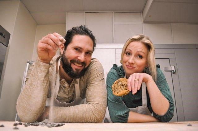 Chelsie and Jono Brymer