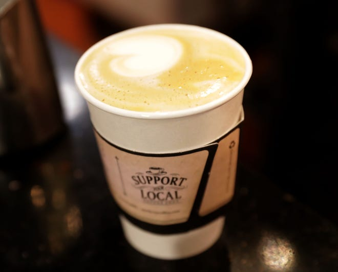 Anodyne CoffeeRoasters in the Mequon Public Market will pour its last espresso drinks on Feb. 14. The roasters other cafes, in Milwaukee's Third Ward, Walker's Point and Bay View neighborhoods, and in Wauwatosa will remain open.