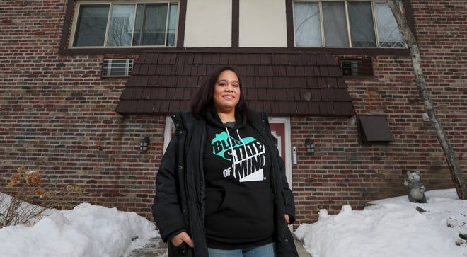 """Angela Lang, executive director of BLOC, grew up on 32nd and Wisconsin and has chosen to remain and do work here. Lang believes that Gov. Tony Evers' plans to legalize marijuana is a good idea. """"It is something myself and folks have been calling on for a few years now,"""" she said. """"We know the racial disparities about how it disproportionately affects communities of color and Black folks which contributes to mass incarceration."""" She is continuing to pay attention to the budget and statewide budget. """"We are excited to see this pass and hopefully the legislator follows through."""""""