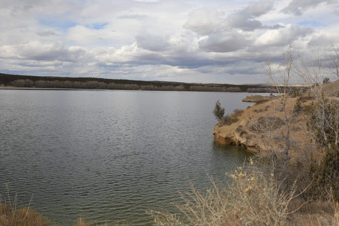 The City of Farmington has asked for $5 million for infrastructure at Lake Farmington, seen here on Feb. 12.