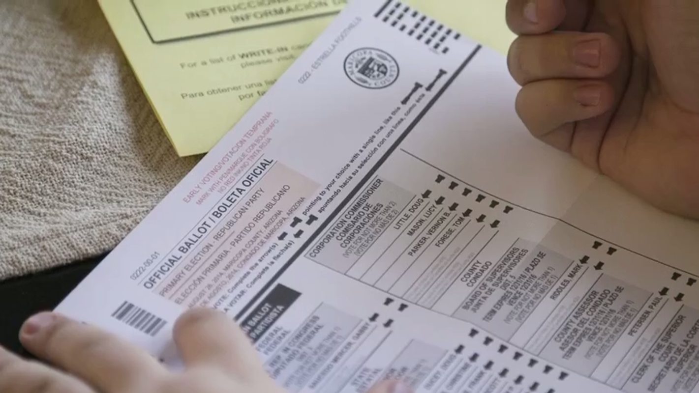 Arizona Supreme Court ends case of voters who want to toss elections, put themselves in office