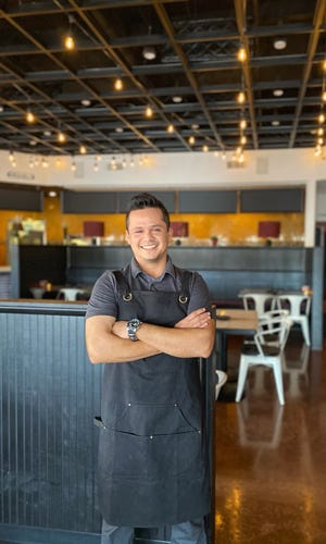 Although Gomez's debut with Humble Pie seems relatively new, the classically trained chef is no stranger to the Valley. His international and local culinary experience includes tenures with LGO Hospitality's Chelsea's Kitchen, Postino and hospitality company Genuine Concepts' The Vig.