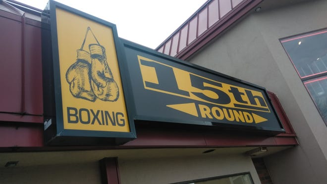 15th Round Boxing gym located at 5403 W 41st St. in Sioux Falls