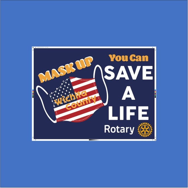 """Logo for """"Mask Up"""" initiative"""