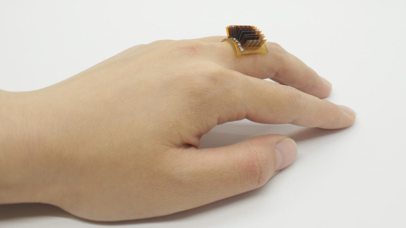 Colorado researchers develop wearable tech that uses your body as a battery - USA TODAY