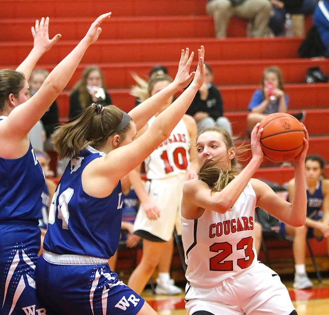 Cretsview's Kenedi Goon was named first team All-District 6 in Division III.