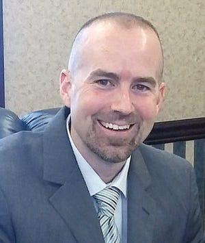 Dr. Adam Brumbaugh, Superintendent Geneseo Schhols