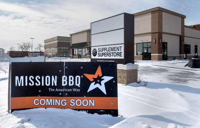 Mission BBQ, a national chain dedicated to military veterans, is opening a restaurant in April in a new building on the former site of Sterling Family Restaurant  in Peoria.