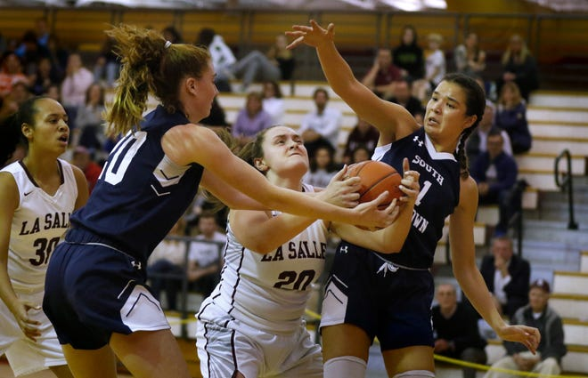 Last year's Division I championship game was a tough battle between La Salle and South Kingstown with the Rebels coming out on top. Saturday, the two teams face off for the first time since that afternoon in a a 2:15 game in Providence.