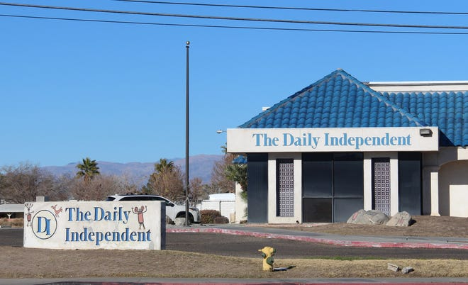 The Ridgecrest Daily Independent is moving from its landmark location on East Ridgecrest Boulevard after over 30 years.