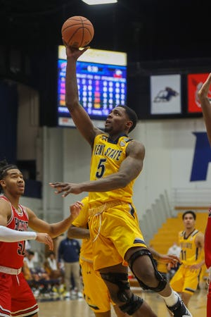 Kent State senior forward Danny Pippen will likely play the final home game of his collegiate career Tuesday night against Ohio University.
