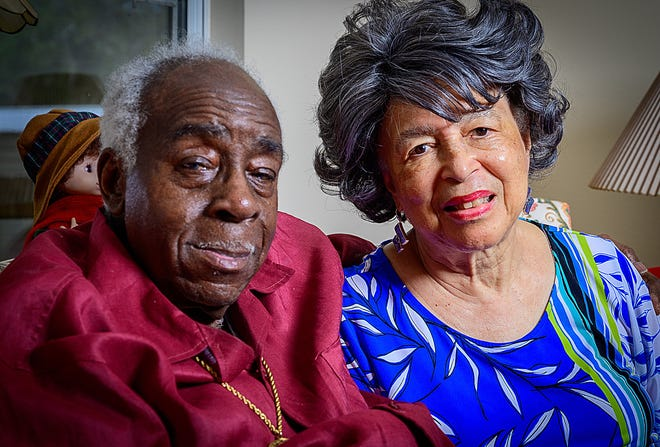 Clarence and Mildred Williams will celebrate 70 years of marriage next month.