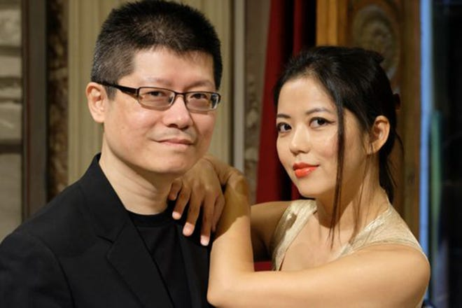 Duo Beaux Arts, the husband and wife team of Steinway Artist Tao Lin. and Catherine Lan.
