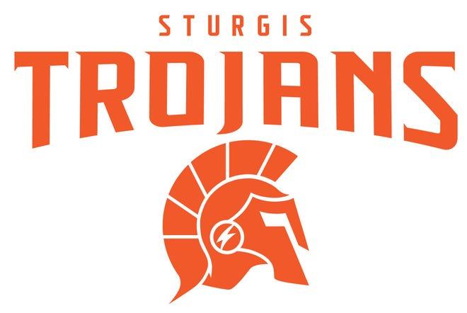 Sturgis Trojan logo
