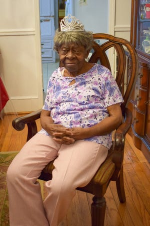 When it comes to Mae Belle Vaughn, longevity is a key component. Whether it's her long life—she just turned 103 on Feb. 10—her nearly lifelong residency in Jones County or her 39-year teaching career.
