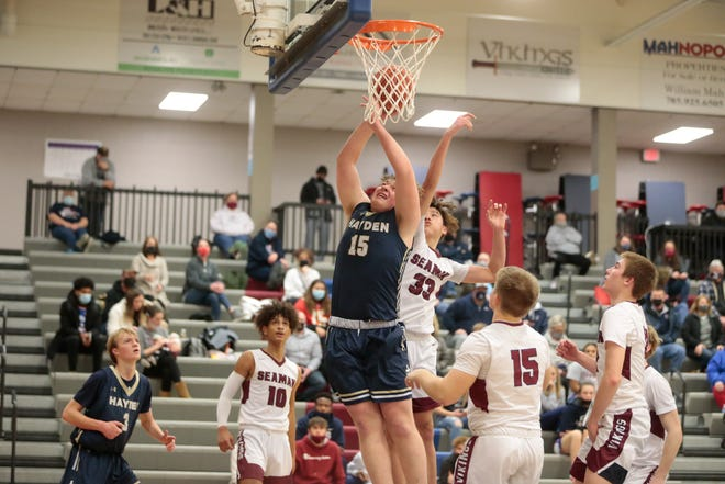 Despite 23 points from Joe Otting (15), Hayden couldn't turn a tie going into the fourth quarter of Tuesday's Class 4A sub-state semifinal into an upset win. The Wildcats fell 64-55 to end the season 4-16.
