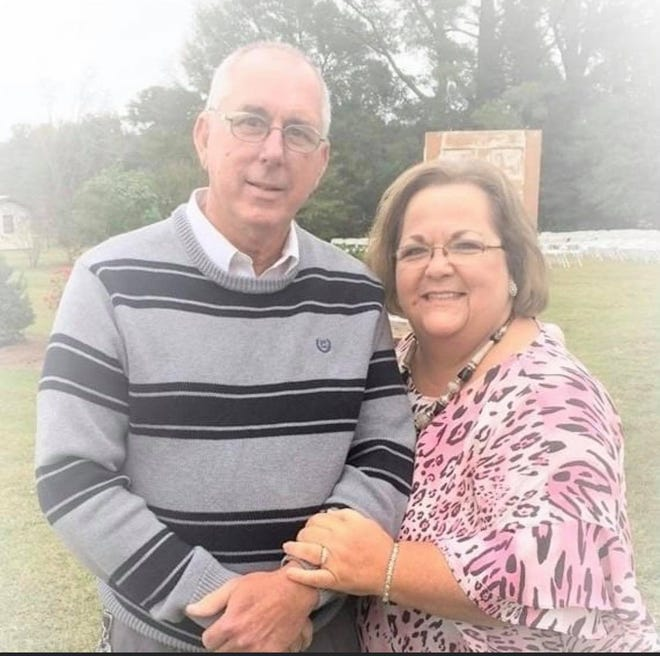 Cliff and Kay Lovick will spend Valentine's Day apart this year as Kay battles COVID-19.