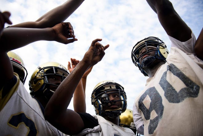 E.E. Smith and Gray's Creek won't hit the field until March 5 for their season openers, but Cumberland County's other eight high school football teams are set to start the 2021 season Feb. 26.