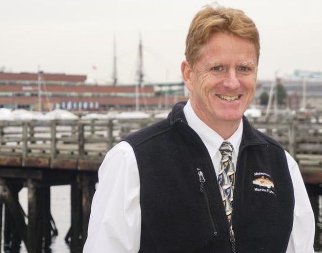 Dan McKiernan, director of the state Division of Marine Fisheries.