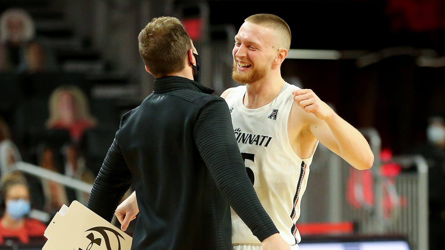 Cincinnati Bearcats are one victory away from the NCAA Tournament - The Cincinnati Enquirer