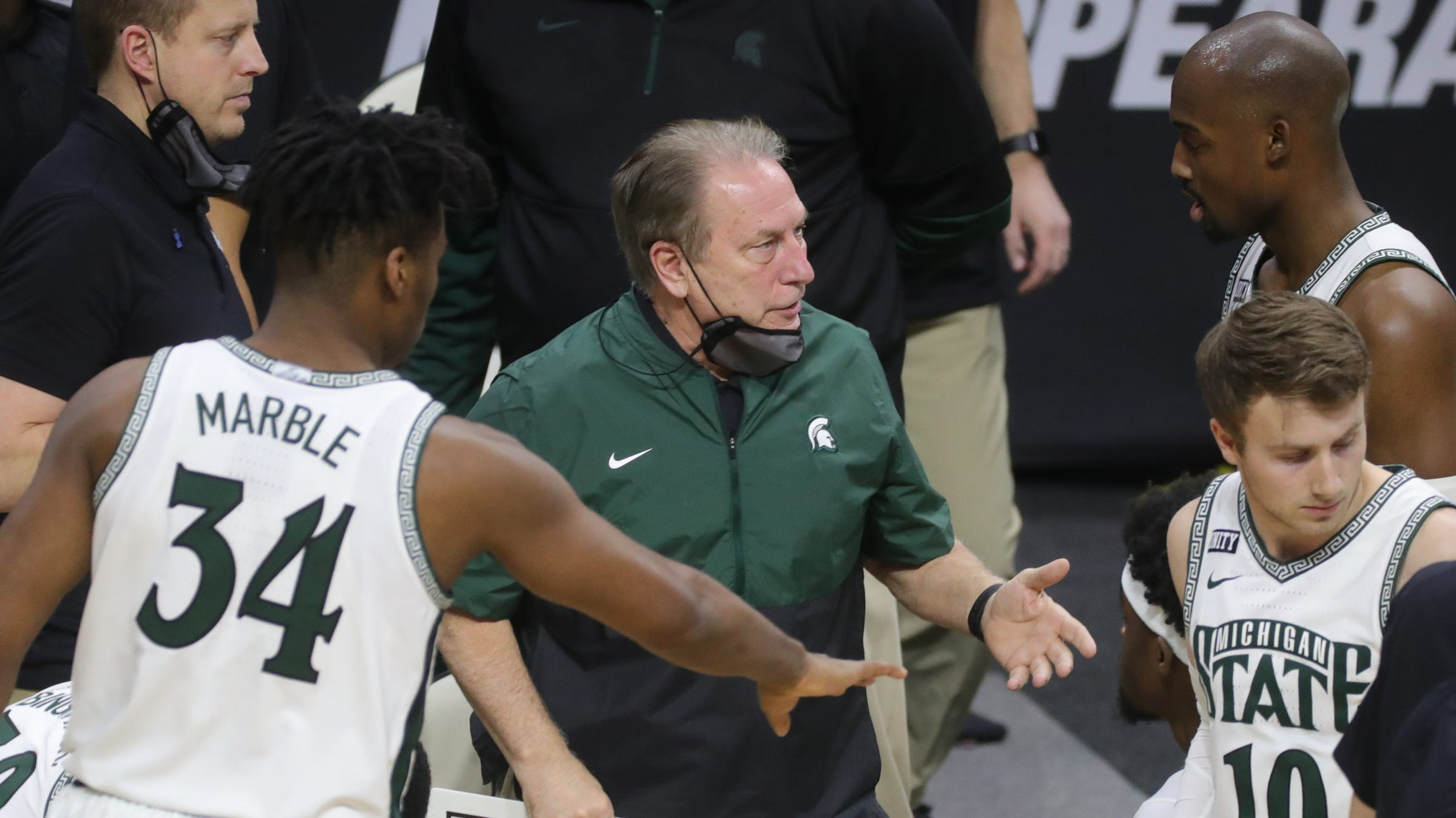 Tom Izzo explains everything that's gone wrong for Michigan State basketball this season