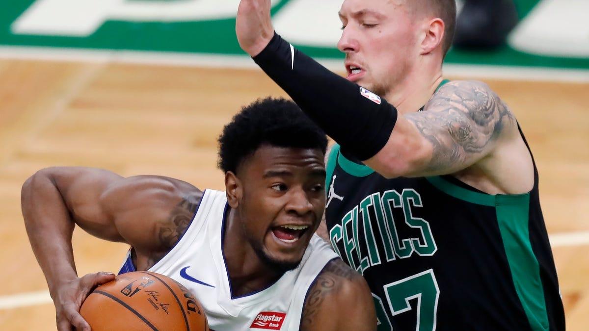 Niyo: For Pistons' Josh Jackson, home is where the hope is 1