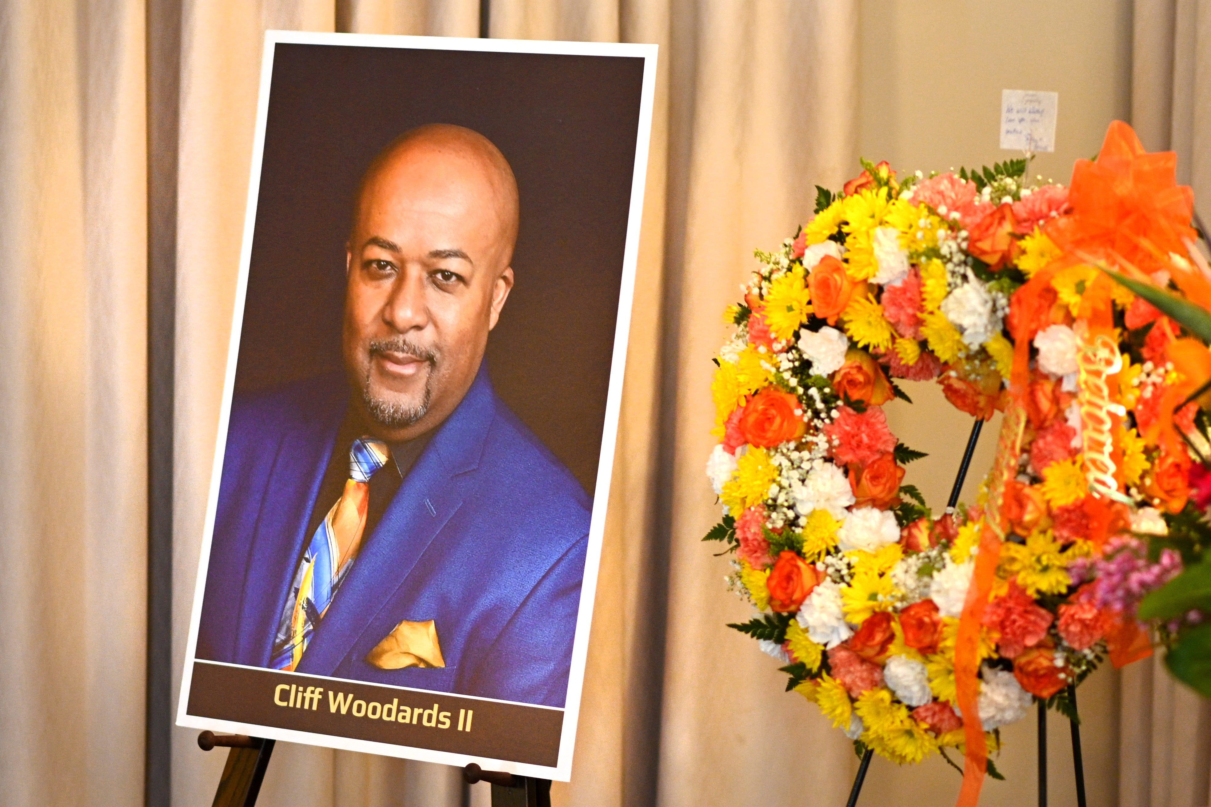 Detroit police officer charged in crash that killed longtime attorney Cliff Woodards
