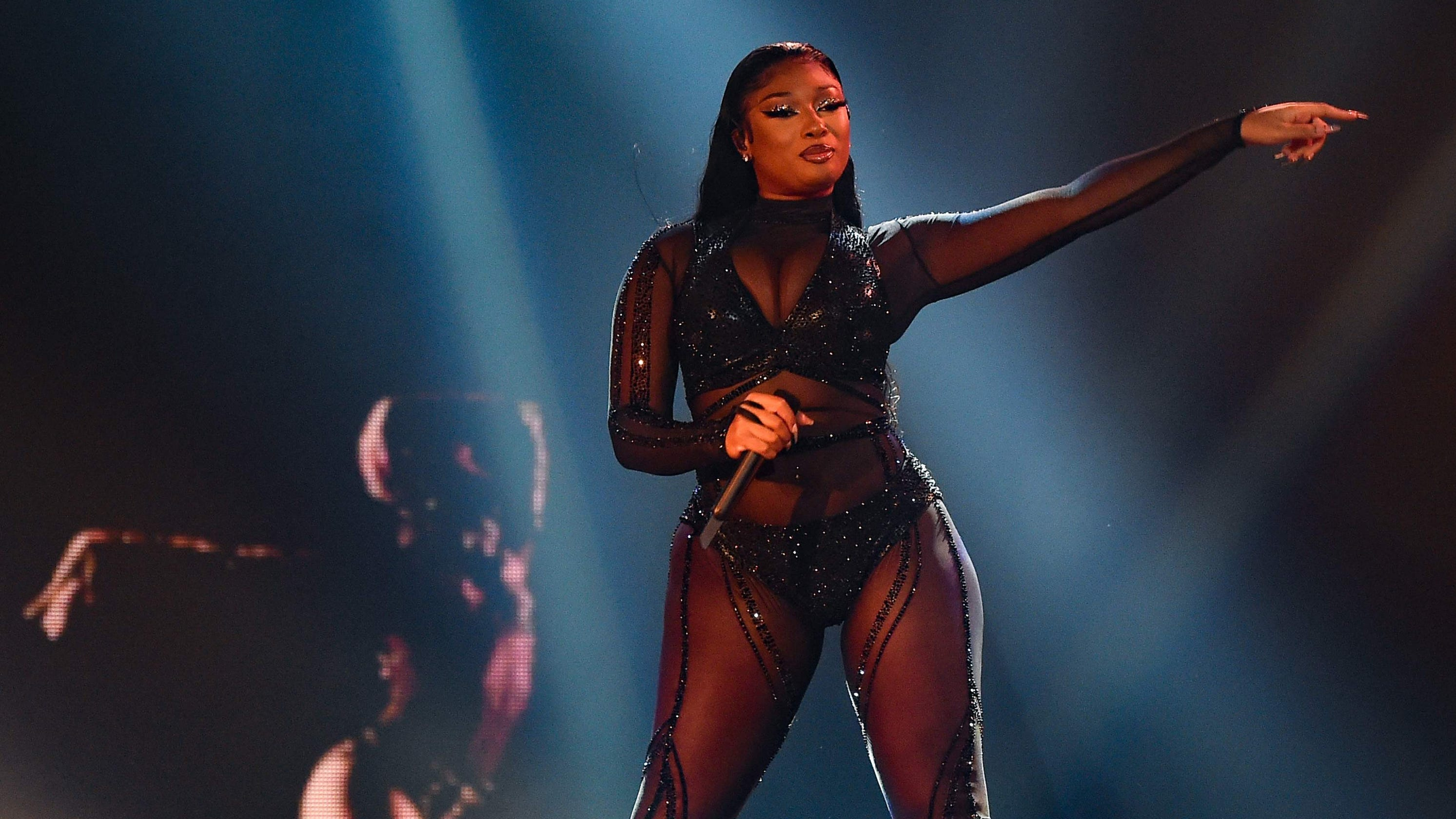 'I really like him': Megan Thee Stallion confirms she's dating rapper Pardison Fontaine - USA TODAY