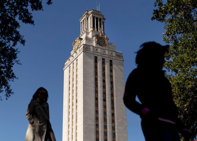 Due to forecasted inclement winter weather and hazardous roads, UT-Austin announced on Sunday that all classes, events are canceled including virtual, online classes and events.