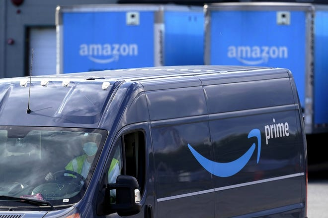 Amazon has closed its delivery stations in the Austin area due to the inclement weather. No date has been set on when operations will resume again.