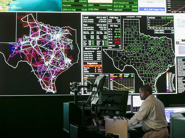 Texas' power outages: Why does the state have its own grid?