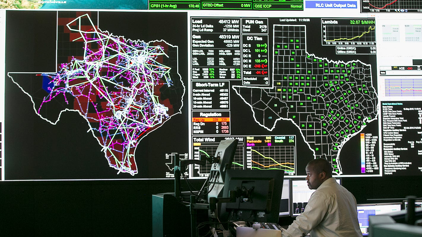 'An electrical island': Texas has dodged federal regulation for years by having its own power grid
