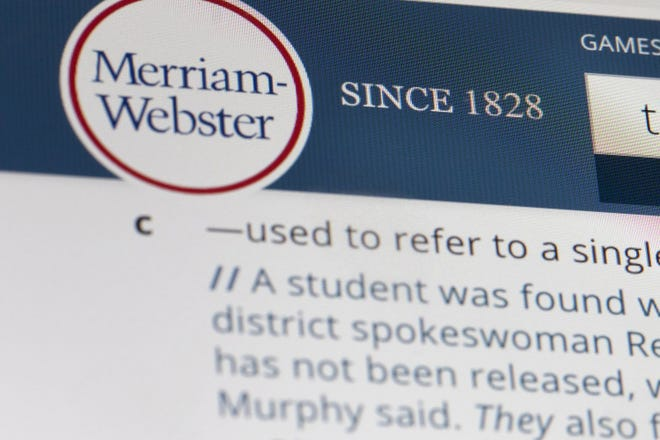 Merriam-Webster.com is the search site for venerable dictionary publisher Merriam-Webster.