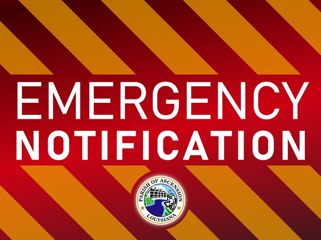 Ascension Parish declares state of emergency in advance of weather.