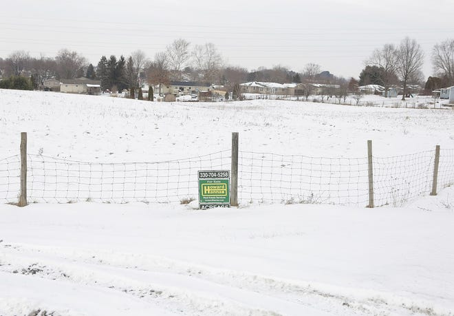 The proposed site for a new Macaw Island Mini-Golf center is at 5887 Navarre Road SW in Perry Township. The nearly 12-acre property is listed for sale at $150,000 by Howard Hanna. A public meeting of the township Zoning Commission is set for 7 p.m. Feb. 25 to consider a proposal for the project.