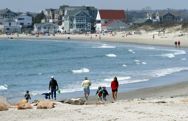 Improvements to Roger W. Wheeler State Beach in Narragansett and other state beaches and parks are included in the $74-million Beach, Clean Water and Green Bond that will go before R.I. voters March 2.