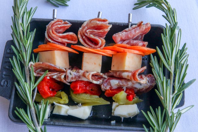 A new cheese collaboration allows Gastros Craft Meats to sell the perfect pairings to make a charcuterie plate at home.