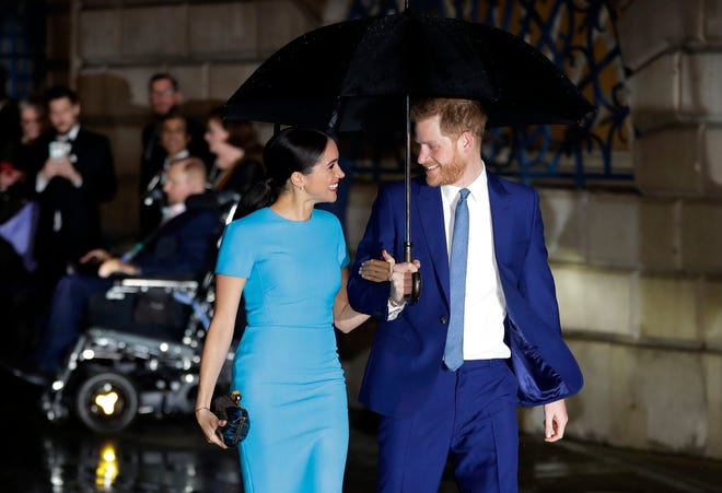 Prince Harry and Meghan, the Duke and Duchess of Sussex, are expecting their second child, their office confirmed Sunday.
