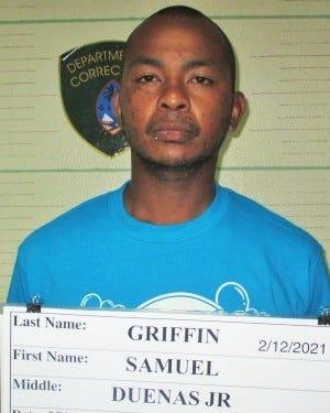 Samuel Duenas Griffin Jr.