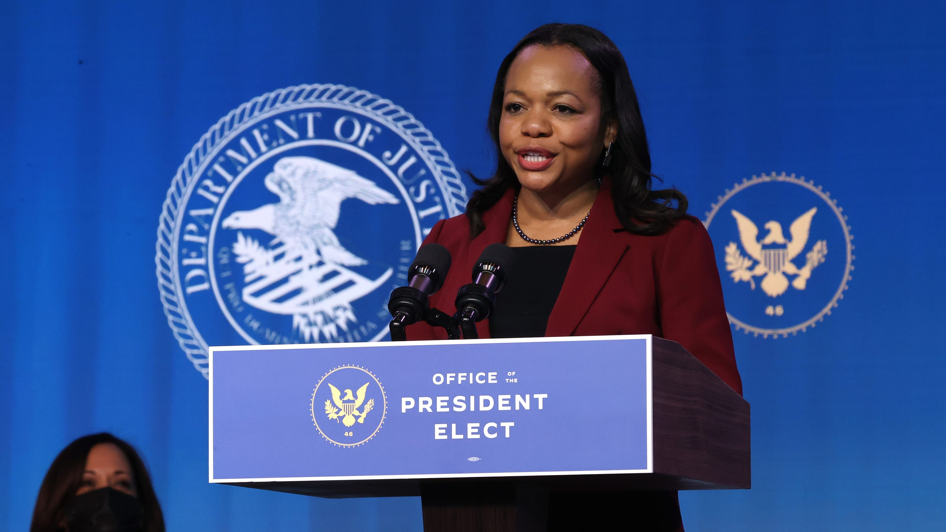 Biden's pick for top civil rights job promises to advance racial equality