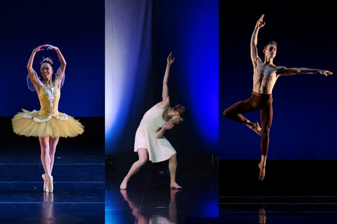 """Verb Ballets will stream the premiere of the performance """"Going Solo"""" on Feb. 26."""